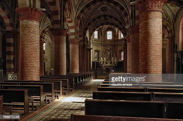 Sartirana Lomellina San Rocco Church.