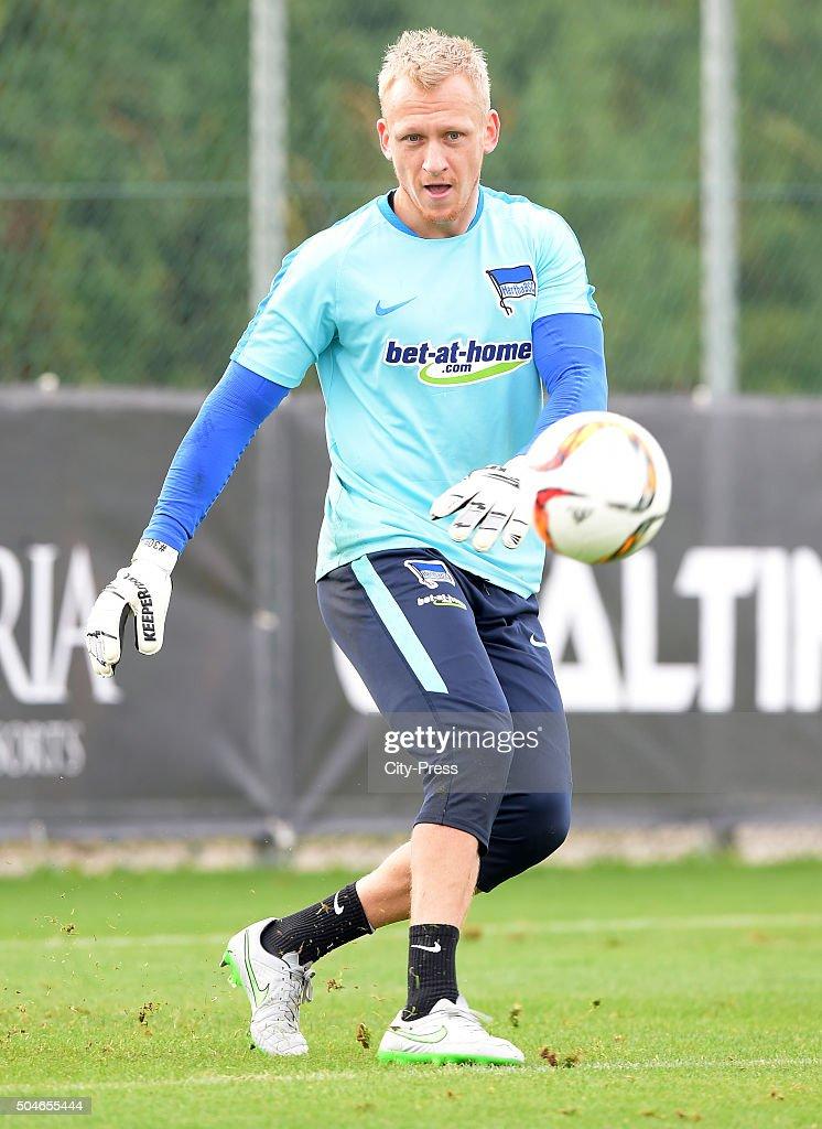 Hertha BSC Training Camp - Day 3