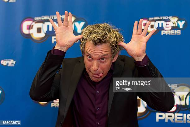 Sascha Grammel attends the 20th Annual German Comedy Awards at Coloneum on October 25 2016 in Cologne Germany