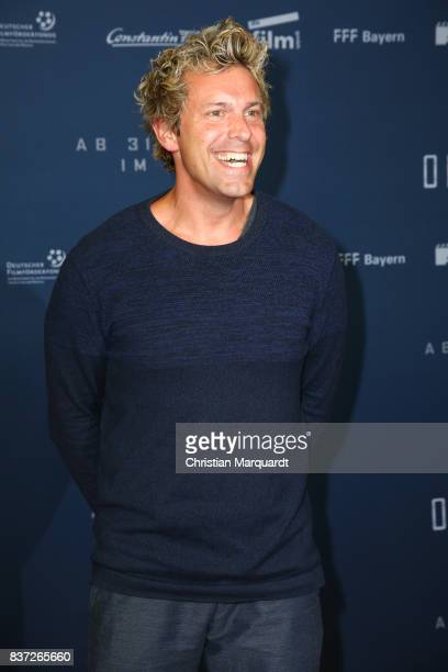 Sascha Grammel attends the premiere of 'Jugend ohne Gott' at Zoo Palast on August 22 2017 in Berlin Germany