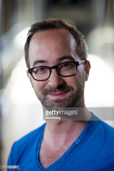 Saschka Unseld director at Pixar sits for a photograph after a Bloomberg West television interview at the Pixar Animation Studios headquarters in...