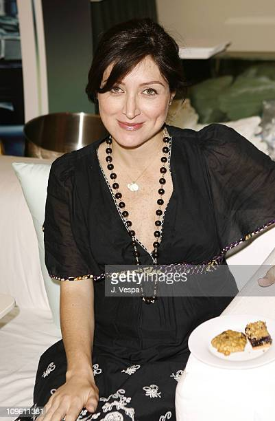 Sasha Alexander at the Jaguar Getaway Suite during Jaguar Oscar Getaway at Anastasia Day 2 at Anastasia Beauty Suite in Beverly Hills California...