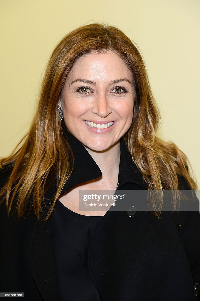 Sasha Alexander attends Day 3 of the 2012 Capri Hollywood Film Festival on December 28, 2012 in Capri, Italy.