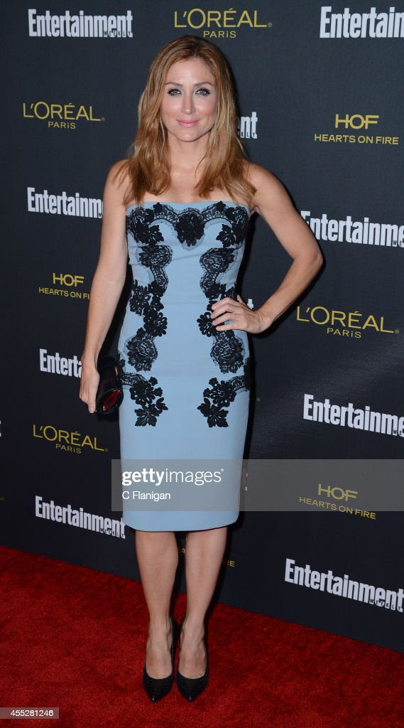 <a gi-track='captionPersonalityLinkClicked' href=/galleries/search?phrase=Sasha+Alexander&family=editorial&specificpeople=215373 ng-click='$event.stopPropagation()'>Sasha Alexander</a> attends the 2014 Entertainment Weekly Pre-Emmy Party at Fig & Olive Melrose Place on August 23, 2014 in West Hollywood, California.