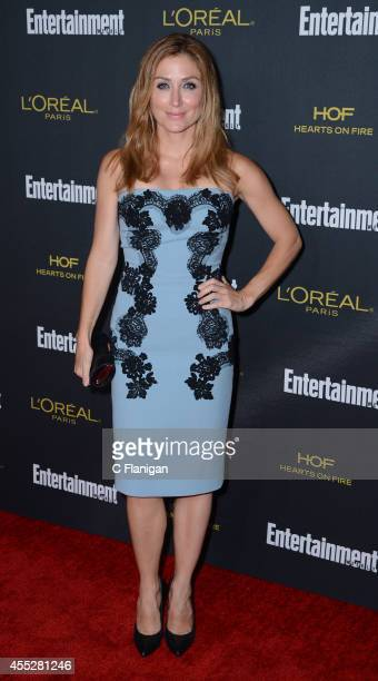 Sasha Alexander attends the 2014 Entertainment Weekly PreEmmy Party at Fig Olive Melrose Place on August 23 2014 in West Hollywood California