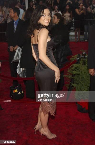 Sasha Alexander during 31st Annual People's Choice Awards Arrivals at Pasadena Civic Auditorium in Pasadena California United States