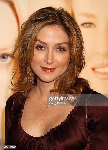 Sasha Alexander during 'White Oleander' Premiere Los Angeles at Grauman's Chinese Theatre in Hollywood California United States