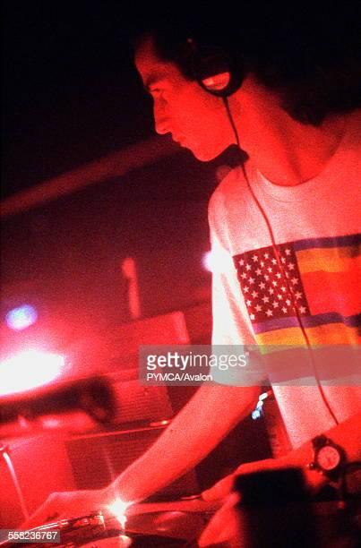 DJ Sasha at the Hacienda Manchester 1989