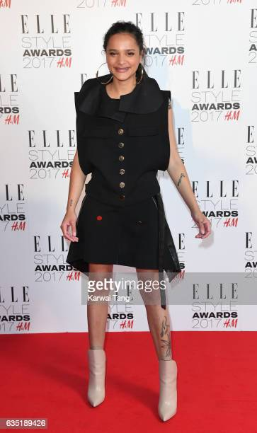 Sasha Lane attends the Elle Style Awards 2017 on February 13 2017 in London England