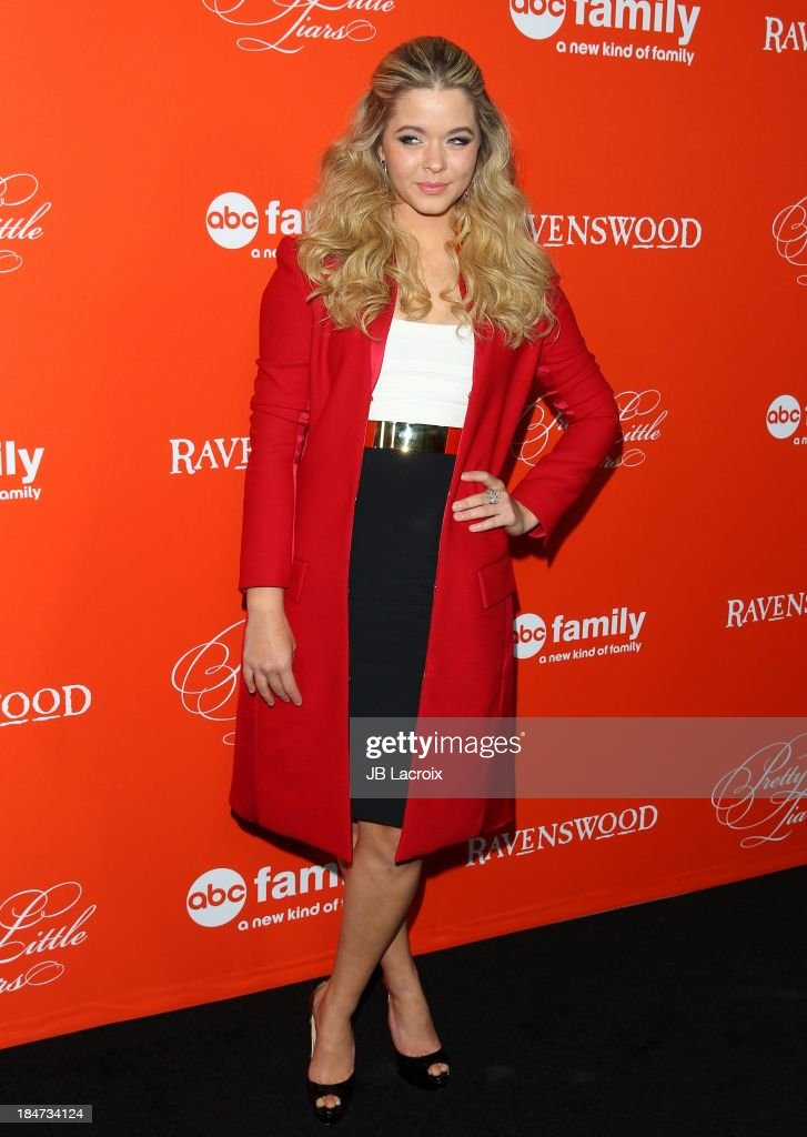 <a gi-track='captionPersonalityLinkClicked' href=/galleries/search?phrase=Sasha+Pieterse&family=editorial&specificpeople=2237740 ng-click='$event.stopPropagation()'>Sasha Pieterse</a> attends the 'Pretty Little Liars' Special Halloween Episode Premiere Party held at Hollywood Forever on October 15, 2013 in Hollywood, California.