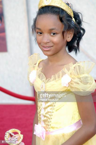 Sasha Ratlif attends WALT DISNEY STUDIOS HOME ENTERTAINMENT HOSTS A SINGALONG PREMIERE OF BEAUTY AND THE BEAST at El Capitan Theatre on October 2...