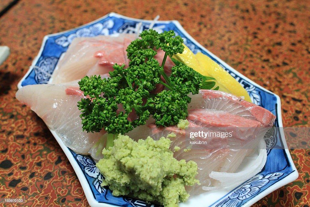 Sashimi sushi : Stock Photo