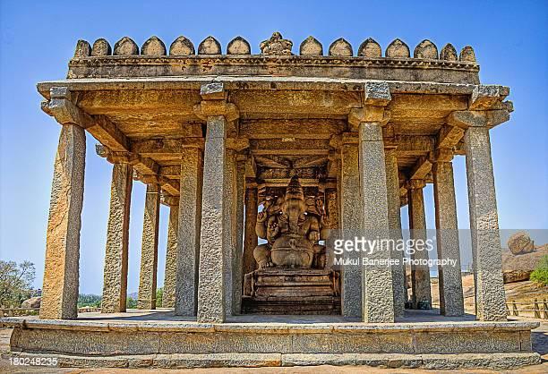 Sasivekalu Ganesha, Hampi