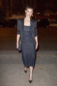 Saskia de Brauw attends the 'Mademoiselle C' Premiere on October 1 2013 in Paris France