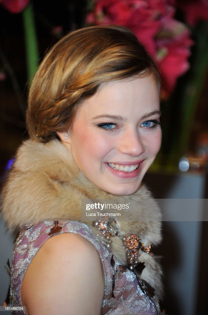 Saskia Rosendahl attends the 'Before Midnight' Premiere during the 63rd Berlinale International Film Festival at the Berlinale Palast on February 11, 2013 in Berlin, Germany.