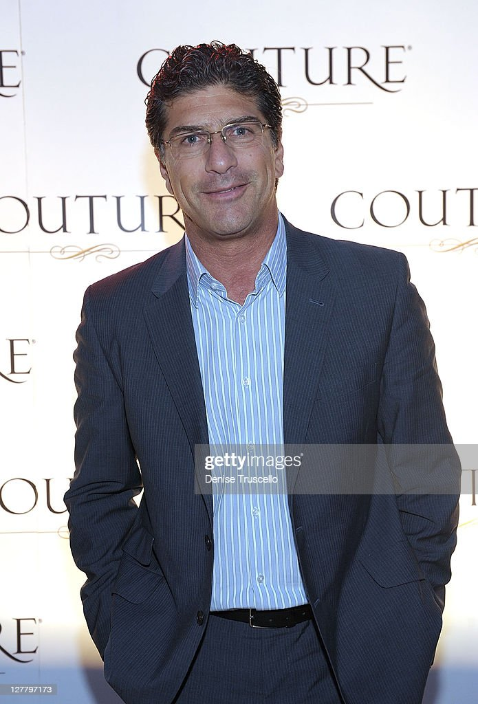 Sasson Basha arrives at the Couture Las Vegas Jewely Show at Wynn Las Vegas on June 2, 2011 in Las Vegas, Nevada.