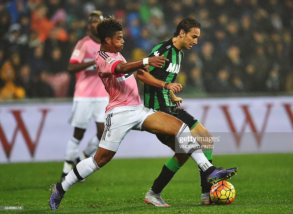 Us sassuolo calcio v juventus fc serie a getty images - Sassuolo italia ...
