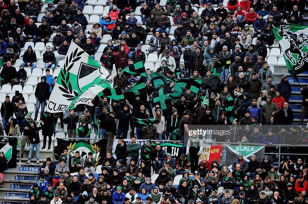 Sassuolo 39 s supporters at mapei stadium italy us sassuolo calcio pictures getty images - Sassuolo italia ...