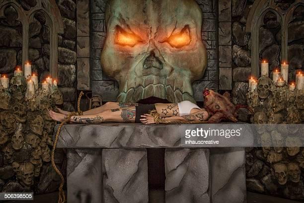 Satanic Sacrifice
