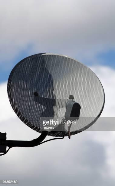 Satelliten Schüssel
