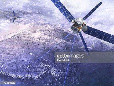 satellite et stratosphere