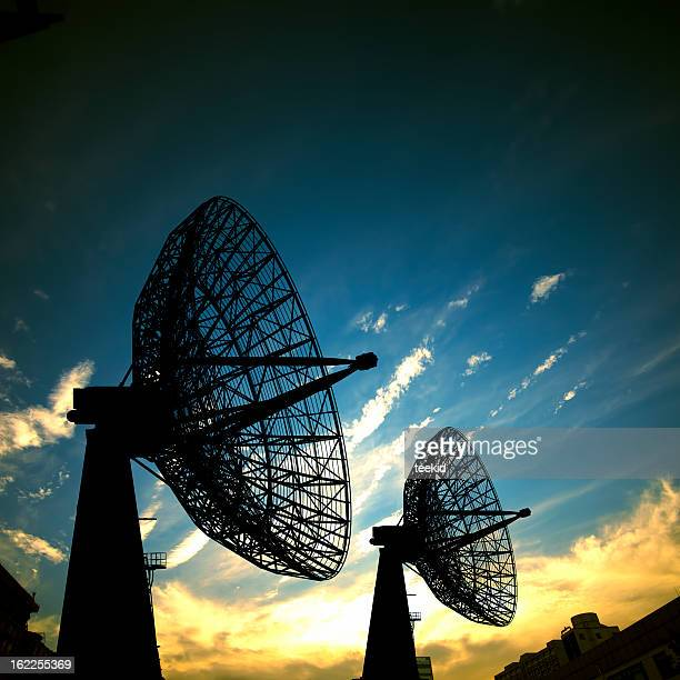 Satelliten-Antenne