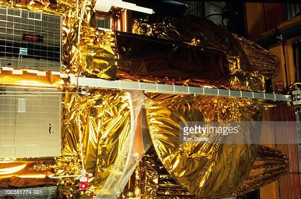 Satellite manufacture