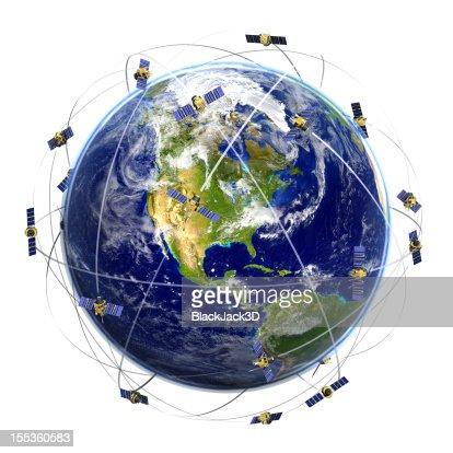 Réseau de télévision par Satellite