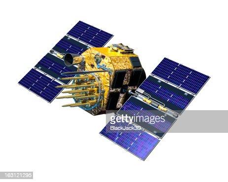 GPS par Satellite