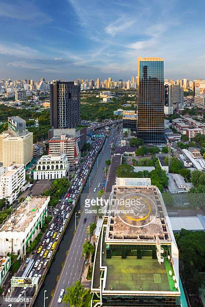 CONTENT] Sathon Road is a major road that passes through Sathon district in central Bangkok Thailand It is an important transportation link between...