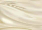 light golden satin, silk, texture background