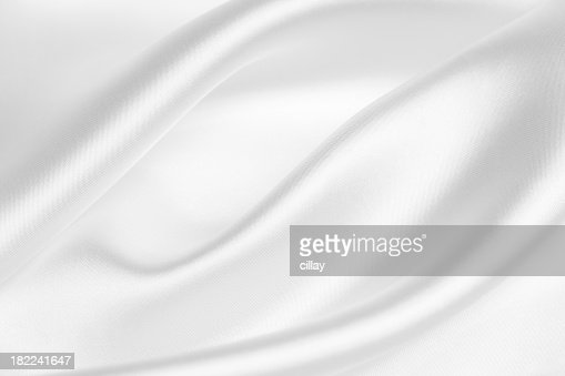 Satin white abstract background