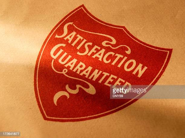Satisfaction Guaranteed 3