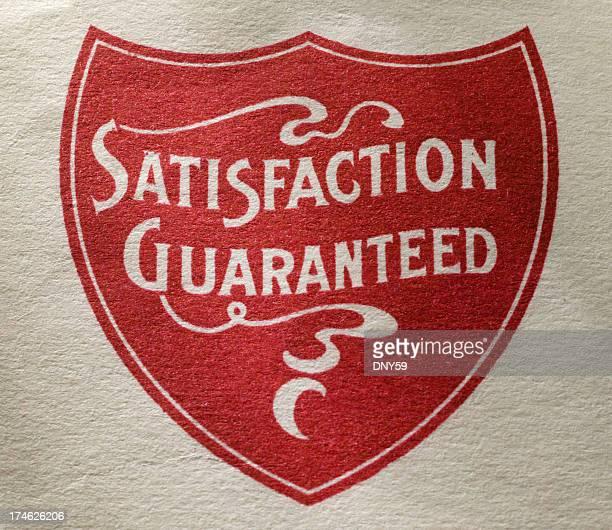 Satisfaction Guaranteed 5