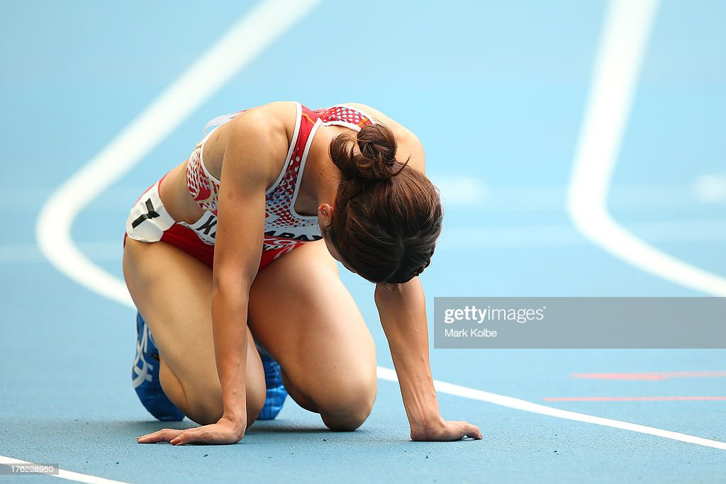 14th IAAF World Athletics Championships Moscow 2013 - Day Three
