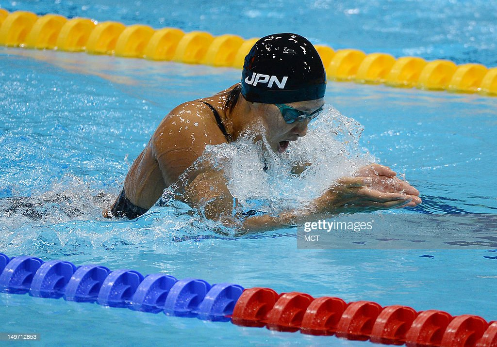 Olympics day 6 swimming getty images - Olympic swimming breaststroke ...