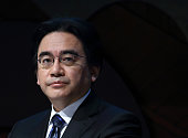 Satoru Iwata president of Nintendo Co attends a news conference in Tokyo Japan on Thursday Jan 30 2014 Iwata who led the Japanese gamemaker back to...