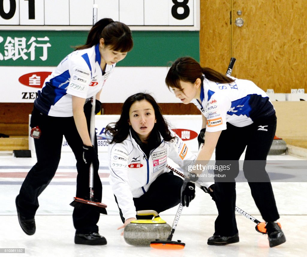 33rd Japan Curling Championships - Day 8
