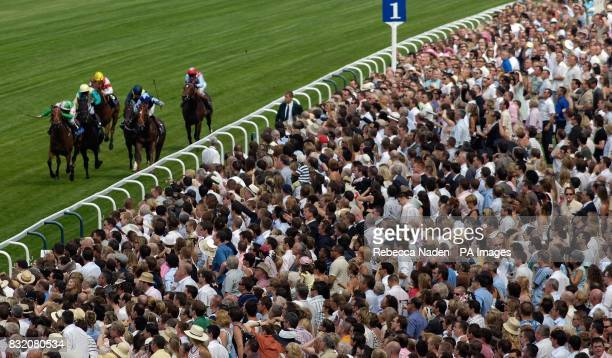 Satulagi ridden by John Egan wins The Indore Pears Diamond Winkfield Stakes at Ascot racecourse