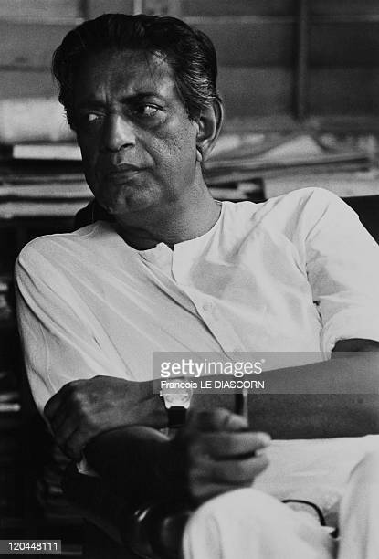 Satyajit Ray Bengali filmmaker in Kolkata India