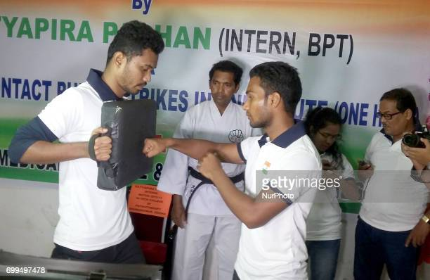 Satyapir Pradhan of a tribal dominated district Bhawanipatna today made an entry into the prestigious Guinness Book of Records in the eastern Indian...
