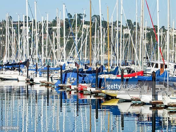 Saualito boat marina