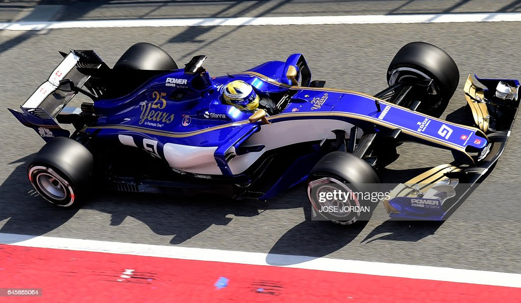 AUTO-PRIX-F1-ESP-TEST : News Photo