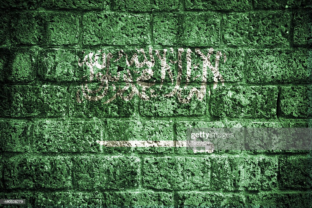 Saudi Arabia Flag : Stock Photo