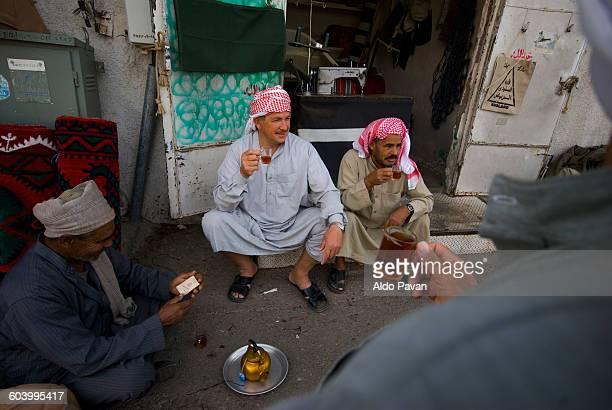 Saudi Arabia, Ha-Il town, market