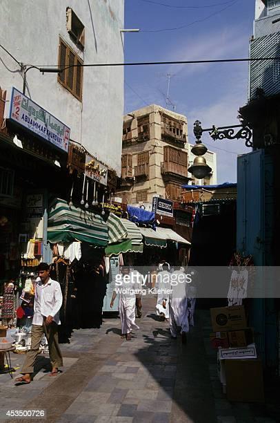Saudi Arabia Jeddah Old Town Souk Alalawi