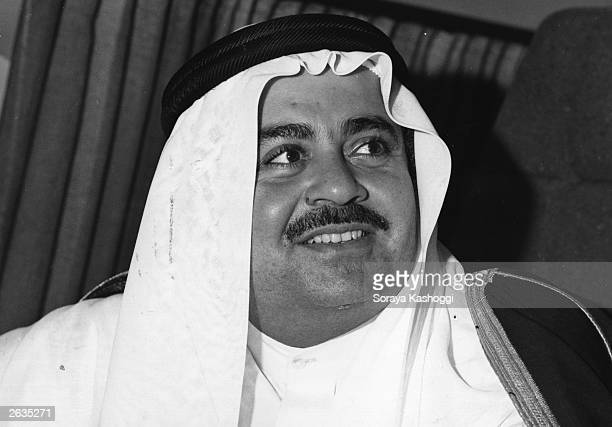 Saudi Arabian millionaire arms dealer Adnan Khashoggi