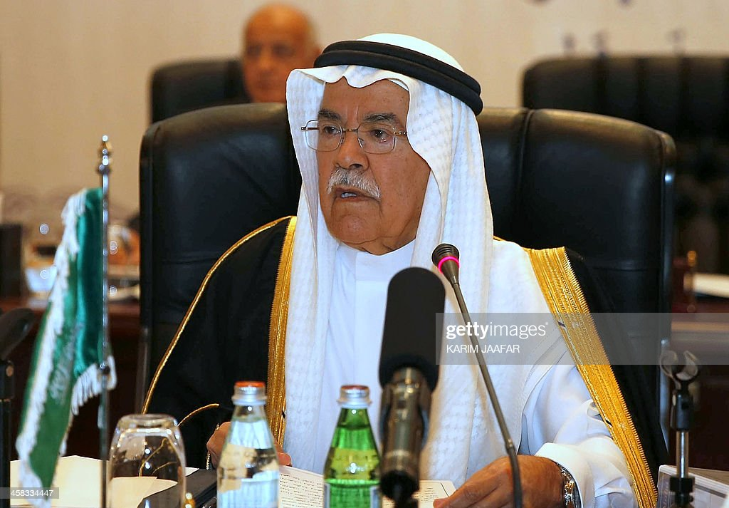Saudi Arabia's Oil Minister Ali alNaimi attends the opening of the Ministerial Conference of the Organisation of Arab Petroleum Exporting Countries...