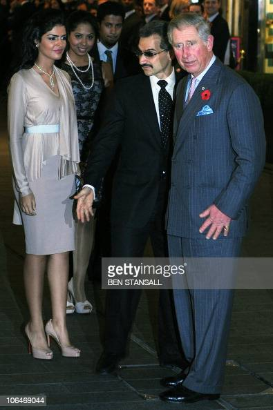 Prince Alwaleed Wife Stock Photos and Pictures | Getty Images Prince Alwaleed Bin Talal Wife Amira
