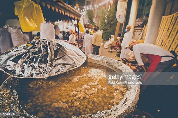 Saudi street food